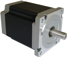 MotionKing Stepper Motors, 34H2M, 2-Phase Stepper Motor -86mm